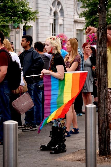 Dublin Pride Parade 2010