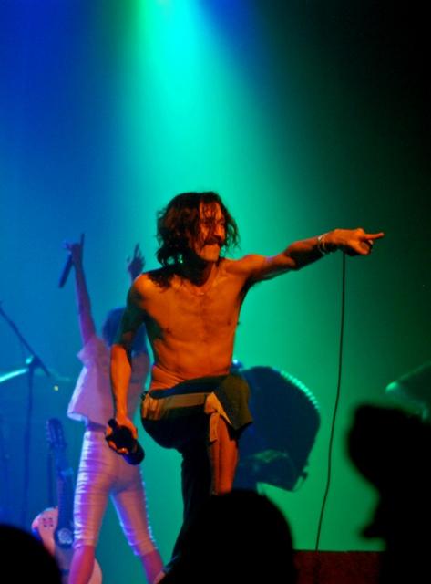 Gogol Bordello in Dublin, March 2011