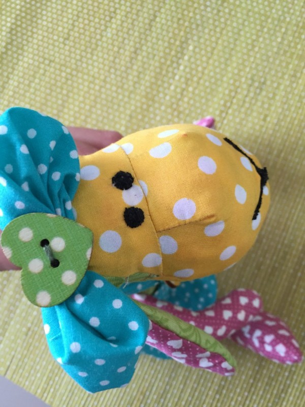 Hand Sewn Sheep – a free toy pattern | Art Cave