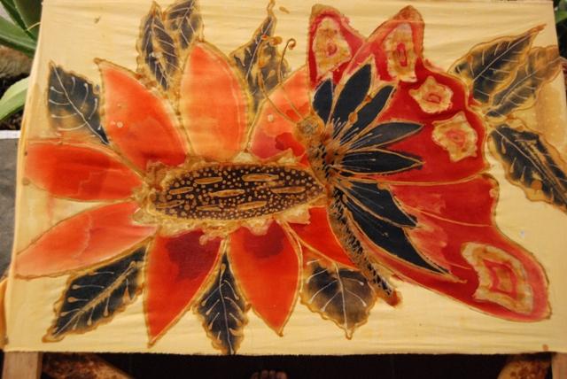 Batik Fabric Wax And Madness